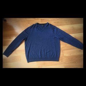 Blue Club room XL sweater